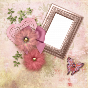floral Butterfly Quickpage