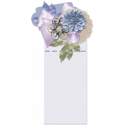 Bee Sweet Extended Journal Card