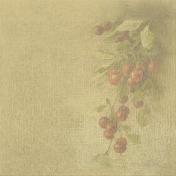 Berry Garden Paper 1