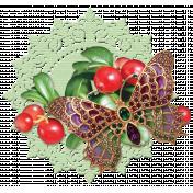 Berry Garden Mat Cluster