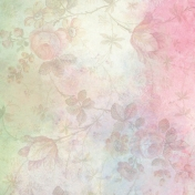Vintage Garden Watercolor Paper 4