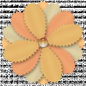 Topaz Paper Flower