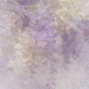 Watercolor Wisteria Paper