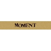 Mix and Match- Moment Word Strip