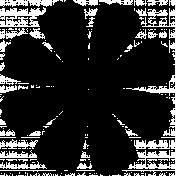 Floral Shape 1