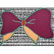 Bohemian Breeze- Paper Bow