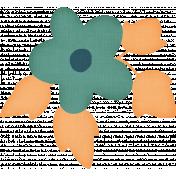 Bohemian Breeze- Paper Flower