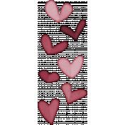 Art Of Everyday- Heart Scatter
