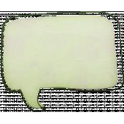 Art Of Everyday- Speech Bubble