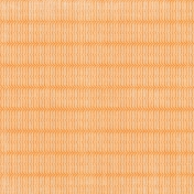 Our House Collab- Orange Brackets Paper