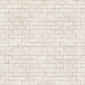 Our House Collab- White Washed Brick Pattern Paper
