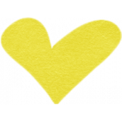 Our House Collab Word Art- Tiny Heart Sticker