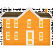Our House- Orange House