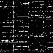 Vintage Ephemera Overlays- Words Template
