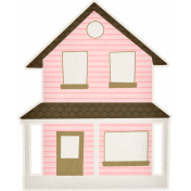 Our House- Pink House