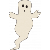 Spookalicious- Boy Ghostie