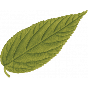 Spookalicious- Green Leaf