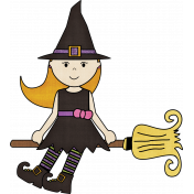 Spookalicious- Pretty Witch