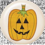 Spookalicious- Pumpkin Flair