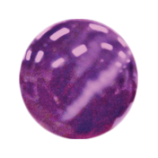 Spookalicious- Purple Gem