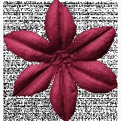 Nutcracker December BT Mini Kit- Red Flower