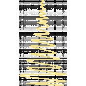 Nutcracker December BT Mini Kit- Yellow Paint Scribbledoodle Tree