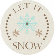Sweater Weather- Let It Snow Tag