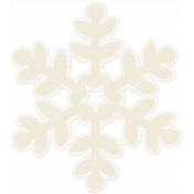 Sweater Weather- Snowflake Transparency 01