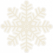 Sweater Weather- Snowflake Transparency 03