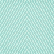 Sweater Weather Papers- Blue Geometric Stripes