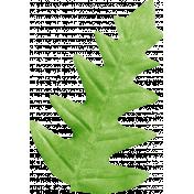 Sweater Weather - Green Leaf