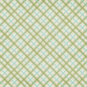 Sweater Weather Papers- Colorful Criss Cross Plaid