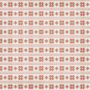 Sweater Weather Papers- Sweater Pattern 02