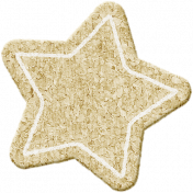 Birthday Wishes- Cork Board Star