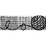 Kitty- Illustrations02- Ball Of Yarn