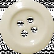 Button Mix Set 02- White Button 09
