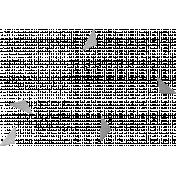Furry Friends- Kitty- Triangle Confetti Template
