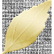 Gold Foil Leaf 01