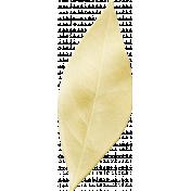 Gold Foil Leaf 05