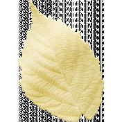 Gold Foil Leaf 06