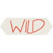Furry Friends- Kitty- Wild Word Art