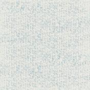 Shine- Blue Cursive Handwriting Paper