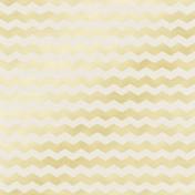 Shine- Gold Chevron White Paper