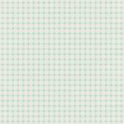 Shine- Light Teal Large Polka Dot Paper