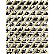 Shine- Gold Diagonal Lines
