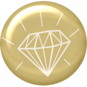 Shine- Gold Diamond Flair