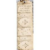 Jane- Bookmark 02