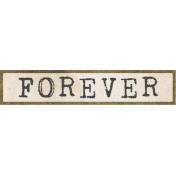 Jane- Word Art- Forever