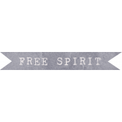Jane- Word Art- Free Spirit