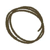 Jane- Black Circles Doodle 02